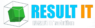 result IT logo
